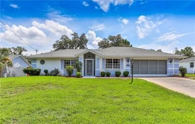 5284 Hanford Avenue, Spring Hill, FL 34608 - MLS#: W7802936