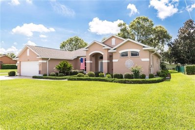 14156 Cornewall Lane, Spring Hill, FL 34609 - MLS#: W7802941