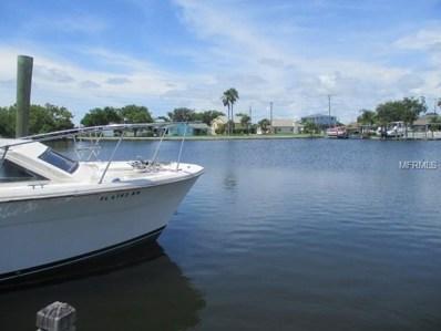 13630 Lagoon Drive, Hudson, FL 34667 - MLS#: W7802988