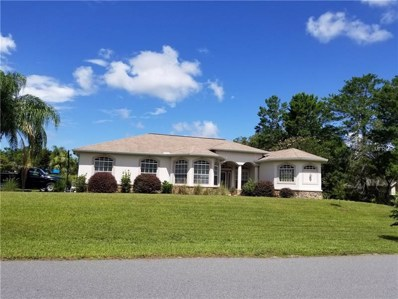 10352 Ridge Top Loop, Weeki Wachee, FL 34613 - MLS#: W7802989