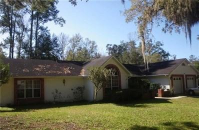 613 Prospect Hill Court, Brooksville, FL 34601 - MLS#: W7803005