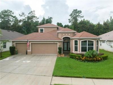 15718 Cedar Elm Terrace, Land O Lakes, FL 34638 - MLS#: W7803117