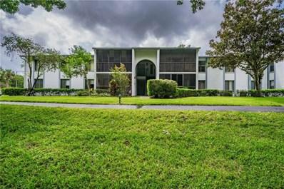 1290 Pine Ridge Circle E UNIT G1, Tarpon Springs, FL 34688 - MLS#: W7803124