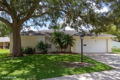 4620 Tiburon Drive, New Port Richey, FL 34655 - MLS#: W7803130