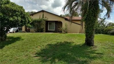 6367 Curtiss Lane, Spring Hill, FL 34608 - MLS#: W7803131