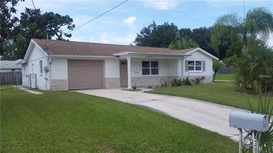 6031 Polk Street, New Port Richey, FL 34653 - MLS#: W7803239