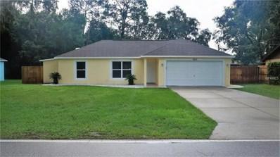 9275 Horizon Drive, Spring Hill, FL 34608 - MLS#: W7803255