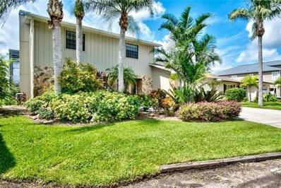 93 S Canal Drive, Palm Harbor, FL 34684 - MLS#: W7803326