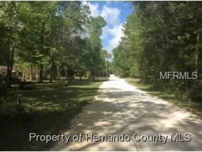 Frankfort, Brooksville, FL 34601 - MLS#: W7803343