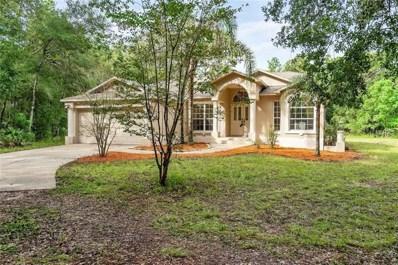 16176 Bonzai Trail, Brooksville, FL 34613 - MLS#: W7803357