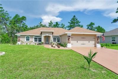 10 Vinca Street, Homosassa, FL 34446 - MLS#: W7803360