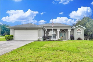 8343 Christopher Lane, Weeki Wachee, FL 34613 - MLS#: W7803437