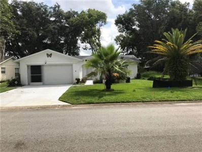 8435 Elgin Drive, Port Richey, FL 34668 - MLS#: W7803475
