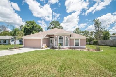 13100 Drayton Drive, Spring Hill, FL 34609 - MLS#: W7803574