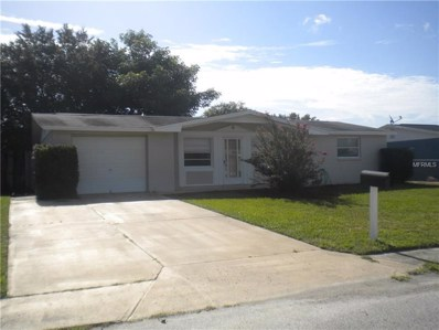 3710 Galway Drive, New Port Richey, FL 34652 - MLS#: W7803613