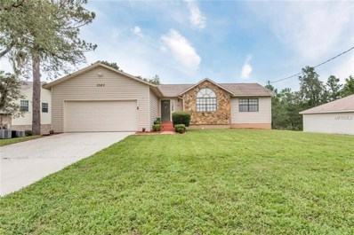 3083 Lema Drive, Spring Hill, FL 34609 - MLS#: W7803623