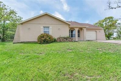 5322 Deltona Boulevard, Spring Hill, FL 34606 - MLS#: W7803629