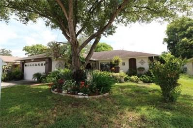 4922 Sandpointe Drive, New Port Richey, FL 34655 - MLS#: W7803636