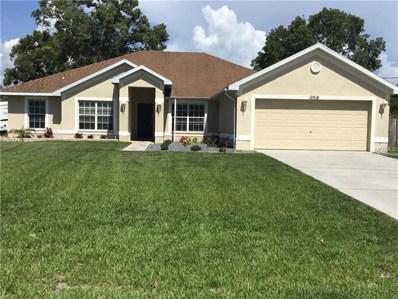 10318 Gifford Drive, Spring Hill, FL 34608 - MLS#: W7803643