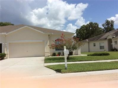 12118 Tournament View Avenue, New Port Richey, FL 34654 - MLS#: W7803644
