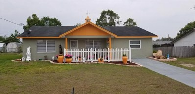 11194 Maderia Street, Spring Hill, FL 34609 - MLS#: W7803652