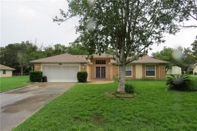 15311 Woodcrest Road, Brooksville, FL 34604 - MLS#: W7803655