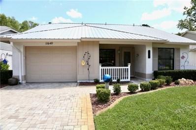 11640 Aspenwood Drive, New Port Richey, FL 34654 - MLS#: W7803730