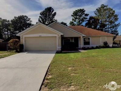 3371 Eileen Avenue, Spring Hill, FL 34609 - MLS#: W7803741