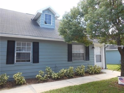 6712 Devonshire Lane Lane UNIT 10 B, New Port Richey, FL 34653 - MLS#: W7803743