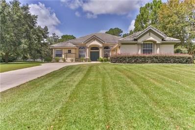 1278 N Cherry Pop Drive, Hernando, FL 34442 - MLS#: W7803748