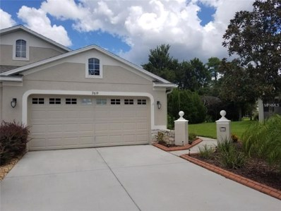 7619 Helen White Lane, Land O Lakes, FL 34637 - MLS#: W7803751