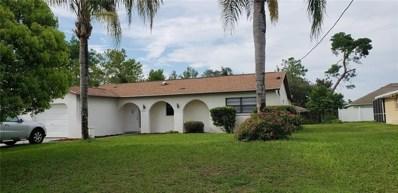 12447 Hanley Drive, Spring Hill, FL 34608 - MLS#: W7803801