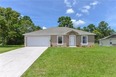 4325 Landover Boulevard, Spring Hill, FL 34609 - MLS#: W7803817