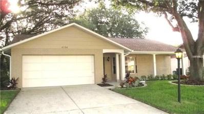 4734 Cavendish Drive, New Port Richey, FL 34655 - MLS#: W7803866