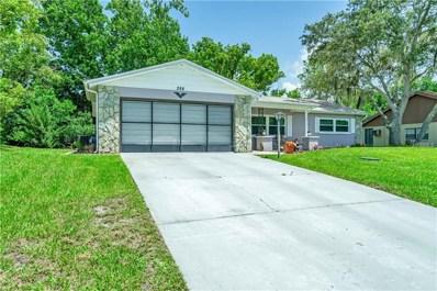 288 Killinger Avenue, Spring Hill, FL 34606 - MLS#: W7803884
