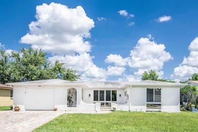 7035 King Arthur Drive, Port Richey, FL 34668 - MLS#: W7803985