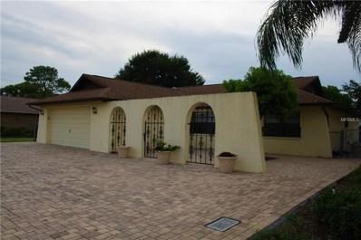 8621 Huntsman Lane, Port Richey, FL 34668 - MLS#: W7804010