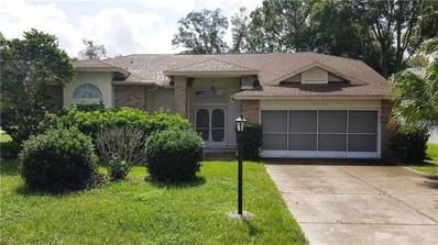2257 Whisper Walk Drive, Spring Hill, FL 34606 - MLS#: W7804023