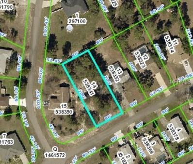 13107 Groveland Street, Spring Hill, FL 34609 - MLS#: W7804029
