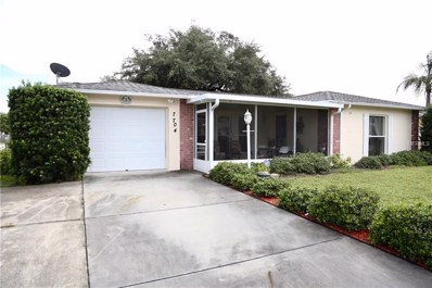 7704 Hawthorn Drive, Port Richey, FL 34668 - MLS#: W7804068