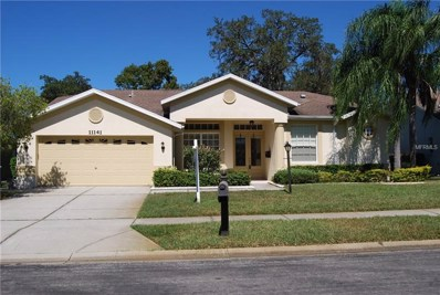 11141 Tee Time Circle, New Port Richey, FL 34654 - MLS#: W7804083