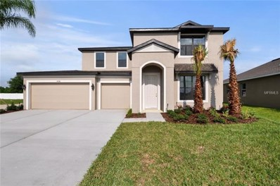 11322 Leland Groves Drive, Riverview, FL 33579 - MLS#: W7804143