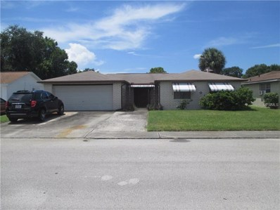 9801 Lamantin Drive, Port Richey, FL 34668 - MLS#: W7804148