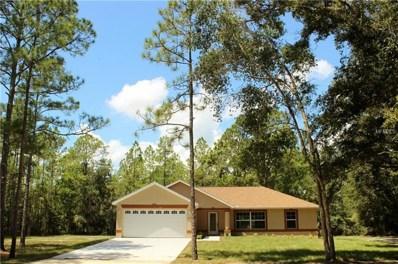 6399 Ruby Avenue, Webster, FL 33597 - MLS#: W7804168