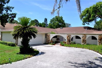 831 Lakeside Terrace, Palm Harbor, FL 34683 - MLS#: W7804177