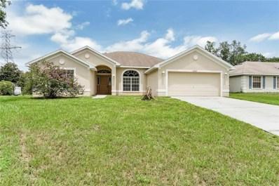 12163 Bluefield Street, Spring Hill, FL 34609 - MLS#: W7804185