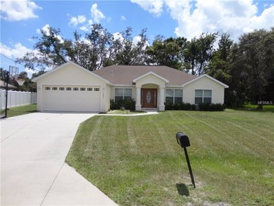 3291 Guava Lane, Spring Hill, FL 34609 - MLS#: W7804186