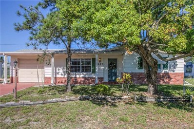 3629 Sheryl Hill Drive, Holiday, FL 34691 - MLS#: W7804189