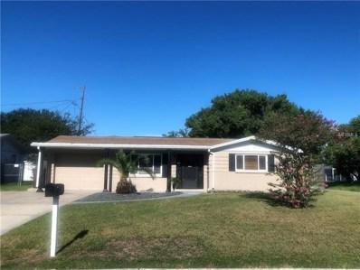 3707 Blayton Street, New Port Richey, FL 34652 - MLS#: W7804206