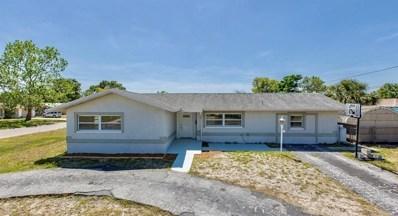 10537 Hibiscus Drive, Port Richey, FL 34668 - MLS#: W7804215